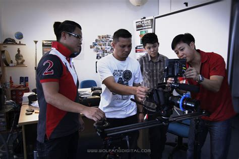 Videography Workshops In Malaysia  Filmmaking And