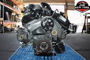 01 02 03 04 Ford Escape 3 0l Dohc 24-valve Duratec 30 V6 Engine Jdm Aj