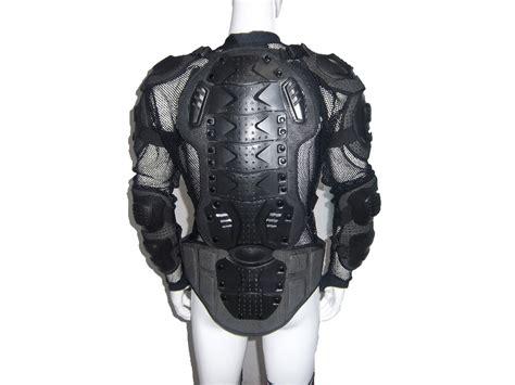 Motorcycle Jacket Racing Motocross Full Body Armor Suit