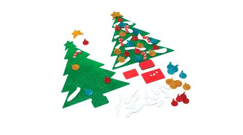 193 rbol de navidad de goma eva