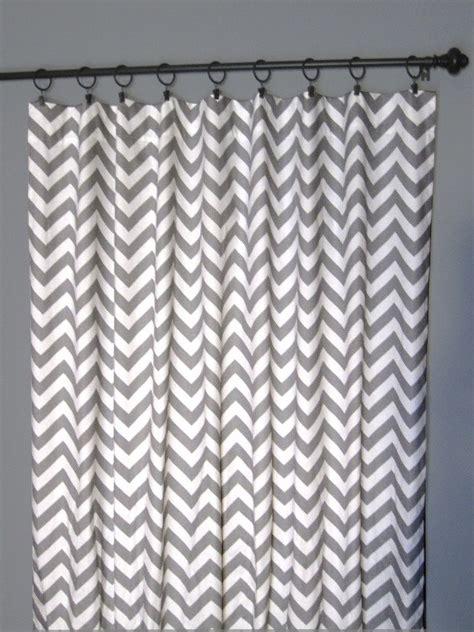 gray chevron curtains 96 grey zig zag curtains two chevron curtain panels 50