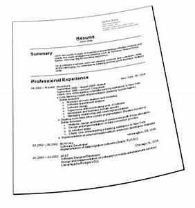 tips para hacer un curriculum vitae parte 2 todo With como hago un resume para trabajo