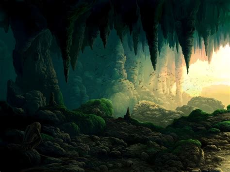 fantasy cave wallpaper picture  wallpaper high