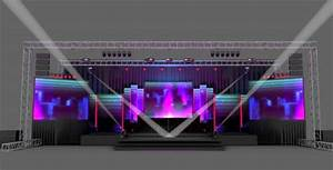 Stage Design pack by holution | 3DOcean