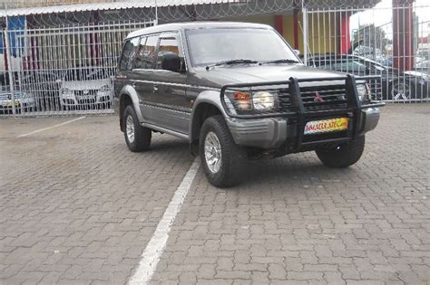 1994 mitsubishi pajero v6 3000 cars for sale in gauteng r 59 950 auto mart