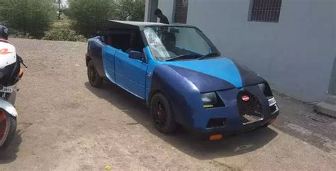 """We'll email you when new cars are added or there's a drop in price. Someone Is Selling A """"Modified Bugatti Veyron"""" In India For Rs 205 500"""