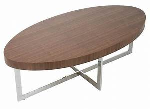 20 top wooden oval coffee tables With oval wood and metal coffee table