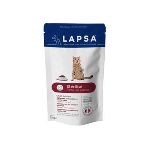 Acquista la crocchetta sterilizzata per adulti Lapsa Cat 2 ...