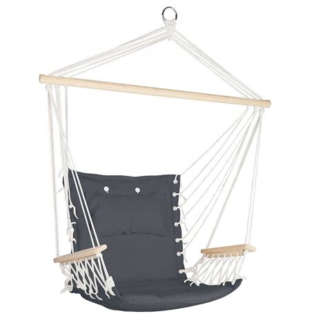 hammock swing chairs hammock swing chair grey lure and bait australia
