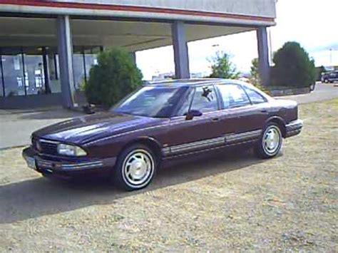 how cars engines work 1995 oldsmobile 88 navigation system 1995 oldsmobile 88 royale youtube
