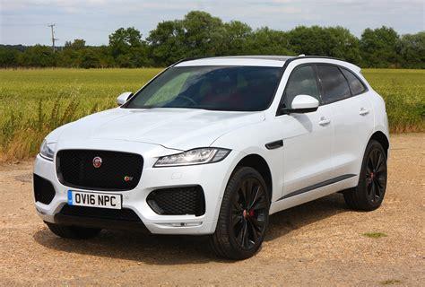 Jaguar F Pace Suv Review Parkers