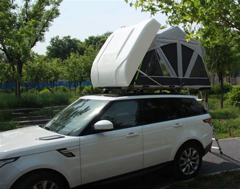 automatic roof tent hard shell roof top tent  sale