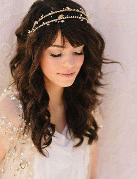 15 sweet wedding hairstyles for medium hair