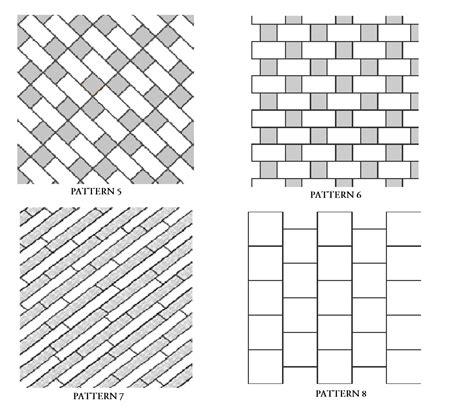 tile installation patterns bathroom tile patterns tile contractor atlanta ensotile