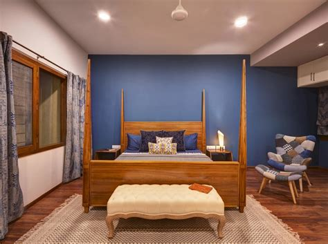 unique bedroom wall paint colours  work  indian homes