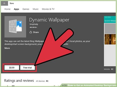 How To Make An Animated Wallpaper Windows 10 - 3 ways to get an animated desktop background wikihow