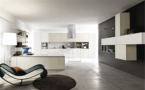 contemporary kora kitchen design  cesar arredamenti