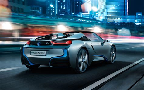 2015 Bmw I8 4 Wallpaper