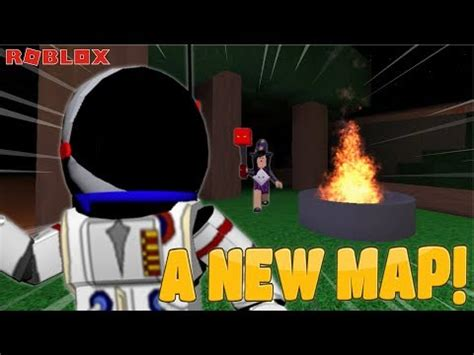 Here's the crate unboxing video!! New Abandoned Facility Map Vip Updates Roblox Flee The ...
