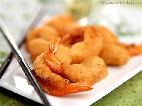 beignets de crevettes recette de cuisine illustr 233 e meilleurduchef