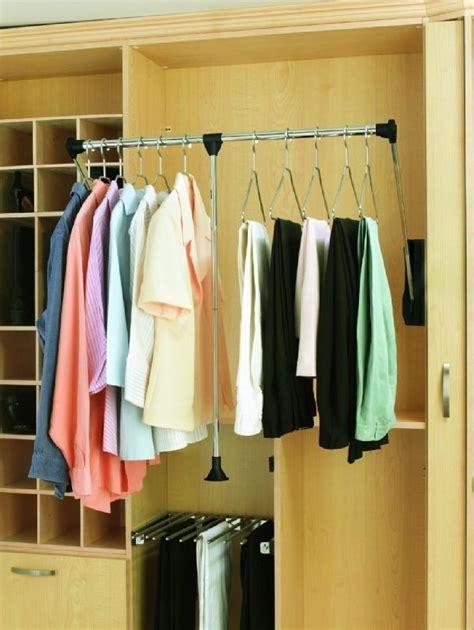 revashelf small pull closet organizer wardrobe