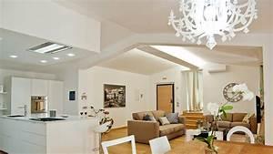 Come illuminare cucine e soggiorni open space for Soggiorni e cucine open space