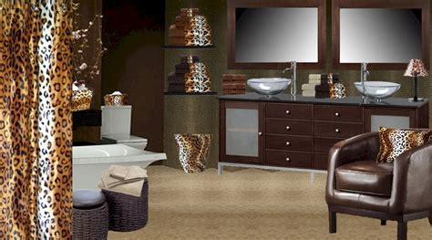 Home Interior Leopard Picture : 28 Best Leopard/cheetah Bathroom Images On Pinterest
