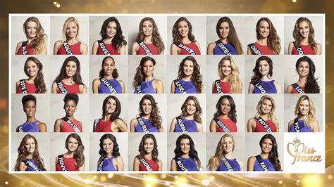 Miss France 2016 : les 31 candidates en photos