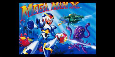 Mega Man X Super Nintendo Games Nintendo