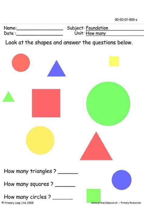 foundation squares worksheet primaryleapcouk