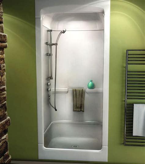 Astonishing Small Bathroom Designs With Shower Stall Ideas