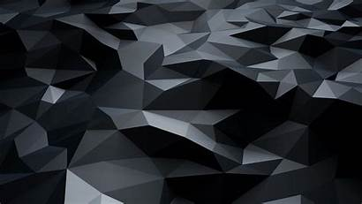 Dark 4k Pattern Wallpapers Abstract Poly Low