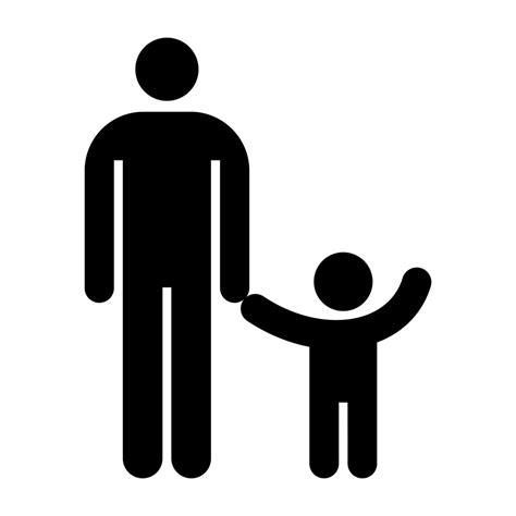 single parent family clipart black and white modern parenting may hinder child development