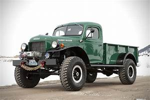 Legacy Power Wagon Vintage Truck | HiConsumption