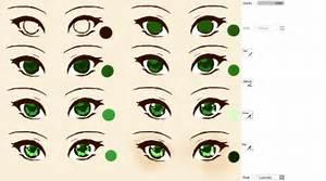 Anime Eye tutorial by XMajutsu-shiX on DeviantArt