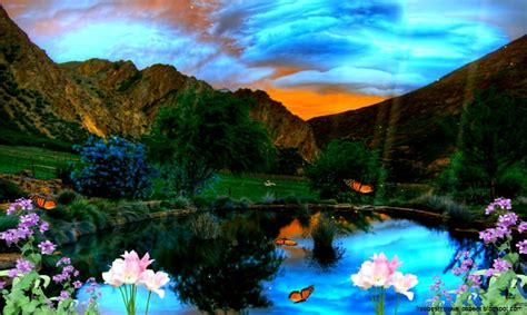 Nature Pictures Screensavers  Free Best Hd Wallpapers