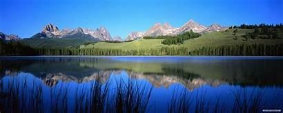 Dual Landscape Screen Nature Background Desktop Landscapes