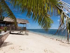 """Beach """"Anse La Réunion"""" La Digue (Seychelles)"""