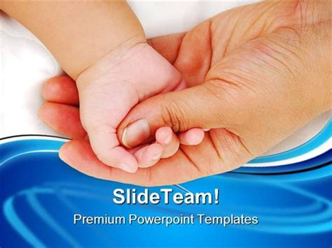 love  mother baby powerpoint templates  powerpoint