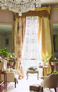 Paris Curtains and Window Treatments