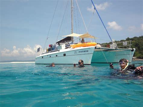 Catamaran Charter Thailand Phuket by Segelrouten Katamaran Phuket Yacht Charter Phuket