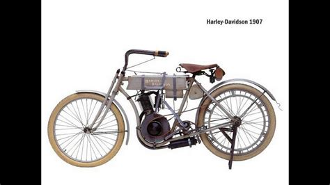 First Motorcycle In History