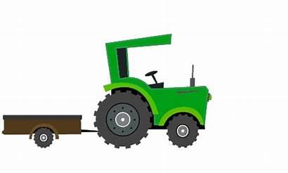 Tractor Animated Anime Animation Tractors Studio Escorts
