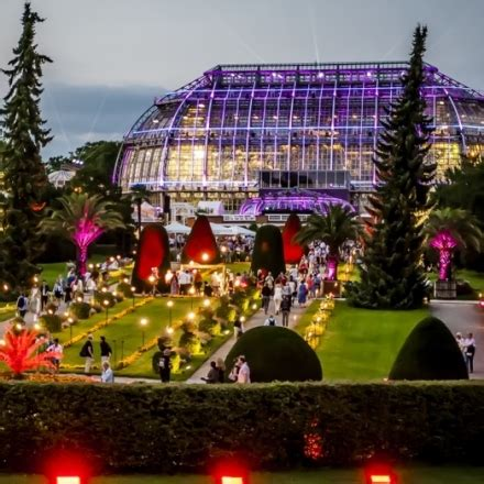 Botanischer Garten Berlin Karte by Botanische Nacht Tickets Karten Bei Adticket De