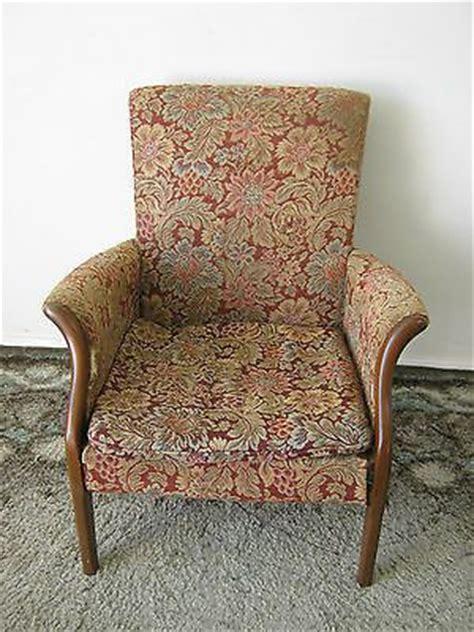 vintage parker knoll chair   armchair fireside