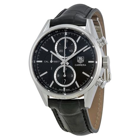 tag heuer watches tag heuer carrera chronograph men 39 s watch car2110 fc6266