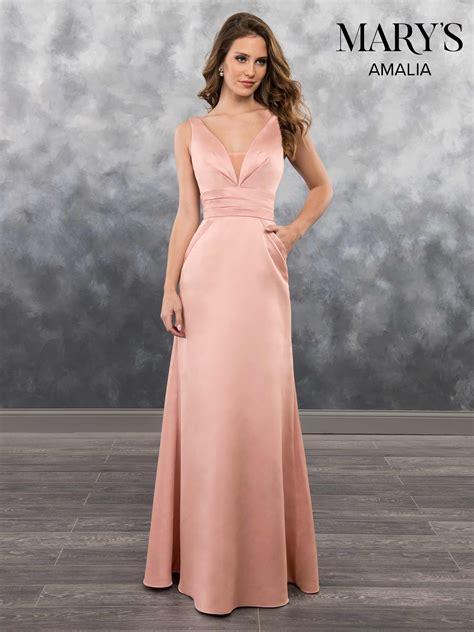 Sarasota Wedding Bridesmaid Dresses Bridal Mb7023 1