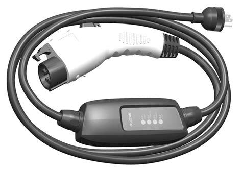 Sae J1772 Type 1 Charging Cables/ Dostar Ev Evse J1772