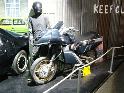 Street Hawk Motorcycle