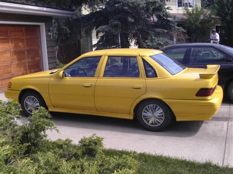 1990 FORD TEMPO - Image #8